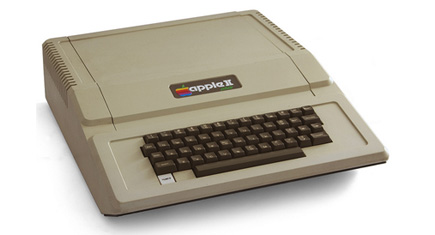 Apple II Plus Photo by Easterbilby
