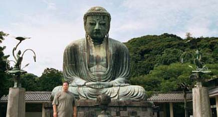 Daibutsu (the Great Buddha)